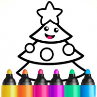 Drawing Christmas For Kids Online