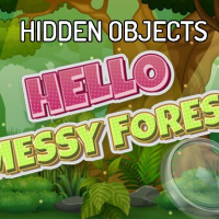Hidden Objects Hello Messy Forest Online