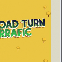 Road Turn Trrafic Online